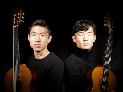 Park Brothers Guitar Duo headheadshot